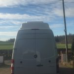 Vw T5 High Top Roof On Mercedes Sprinter